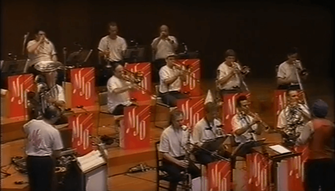 "Manhattan Jazz Orchestra in Japan 2000 ""Lover's Concerto"""