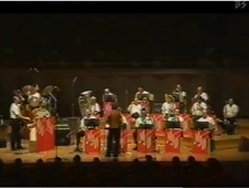 """Cotton Tail"" Manhattan Jazz Orchestra in Japan 2000"