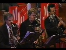 Manhattan Jazz Orchestra in Japan 2000