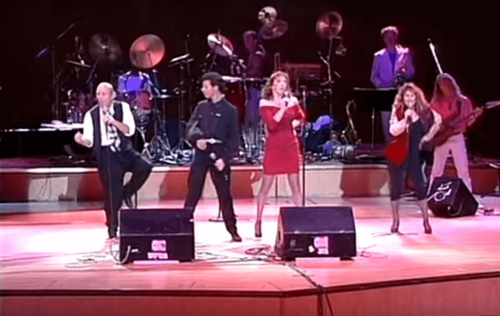 The Manhattan Transfer - Ray's Rock House | Live in Munich (1991)